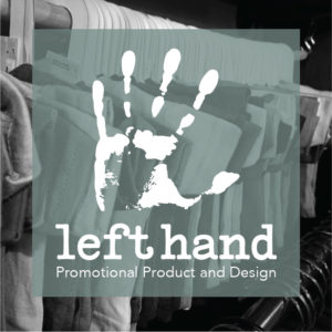 Left Hand Promotional Products and Design