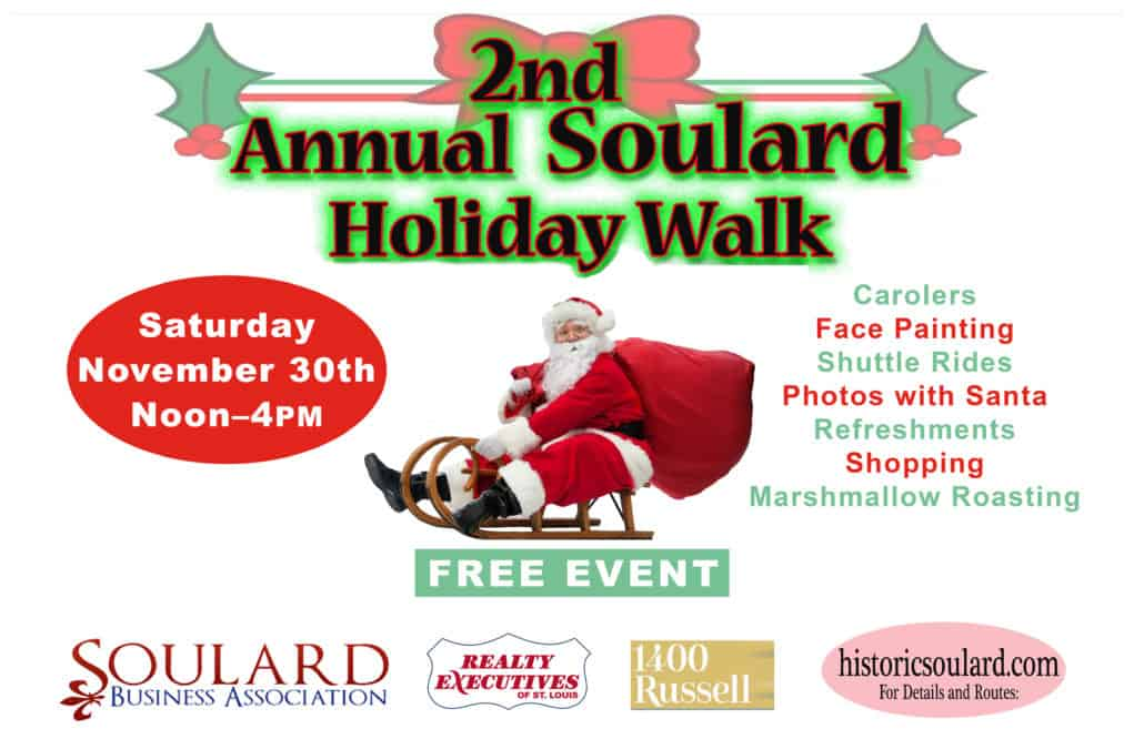 Soulard Holiday Walk